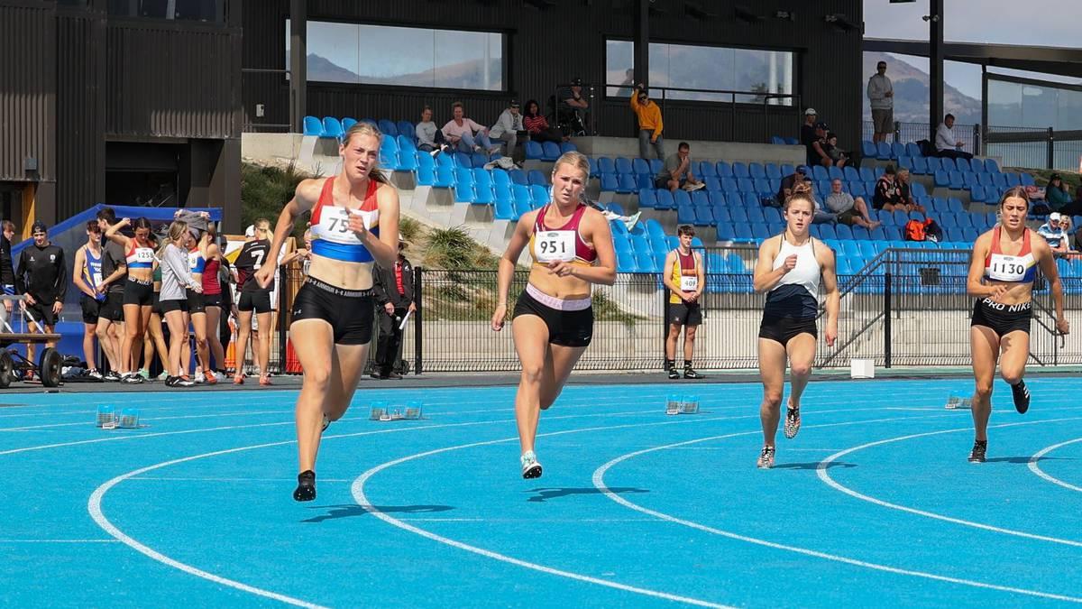 Leah Powick takes up USA scholarship – NZ Herald